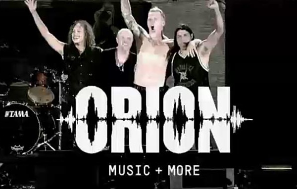 Metallica Presents the Orion Music + More Festival