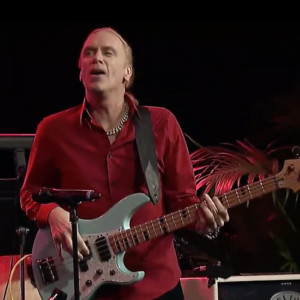 """Steve Vai with Billy Sheehan: """"The Crying Machine"""", Live"""