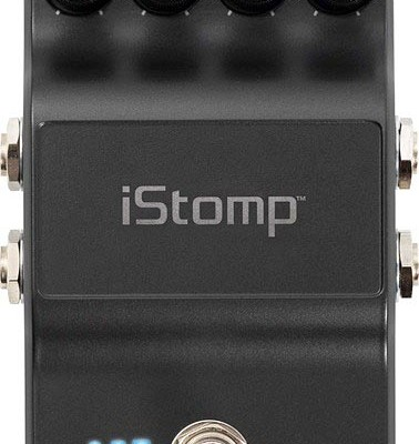 Digitech Unveils iStomp Configurable Stompbox