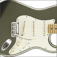 Fender 2012 American Standard Jade Pearl Metallic finish