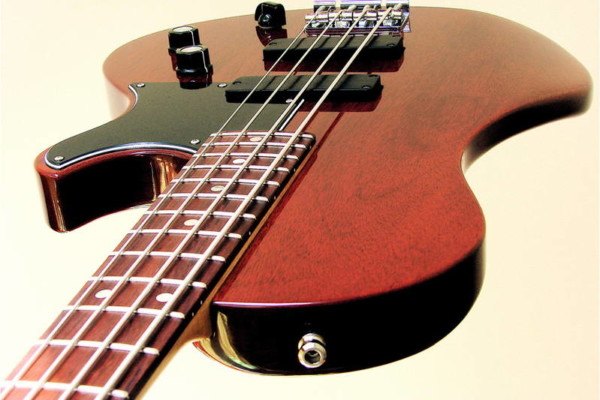 Bass of the Week: Kristall Solid Electric Bass