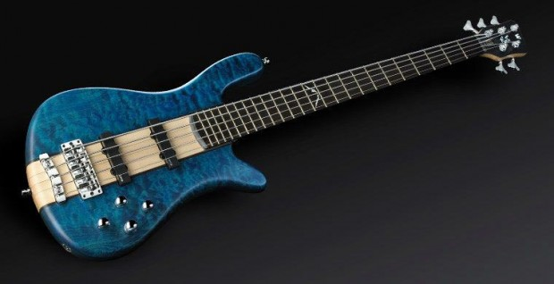 Warwick's Robert Trujillo Artist Series Bass (5 string)