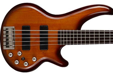 Cort Guitars Announces the Return of the Curbow Series Basses