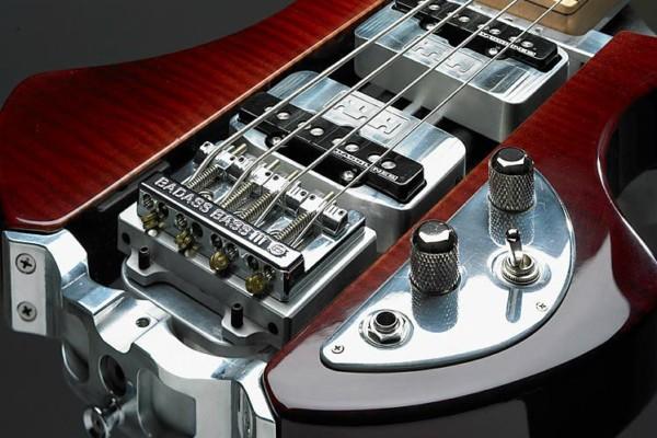 Bass of the Week: Norton Guitars Wraith Bass