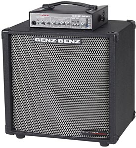 Genz-Benz Shuttle 6.2-12T Bass Combo