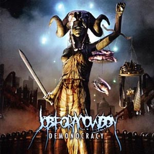 "Job For A Cowboy Releases ""Demonocracy"", with Nick Schendzielos"