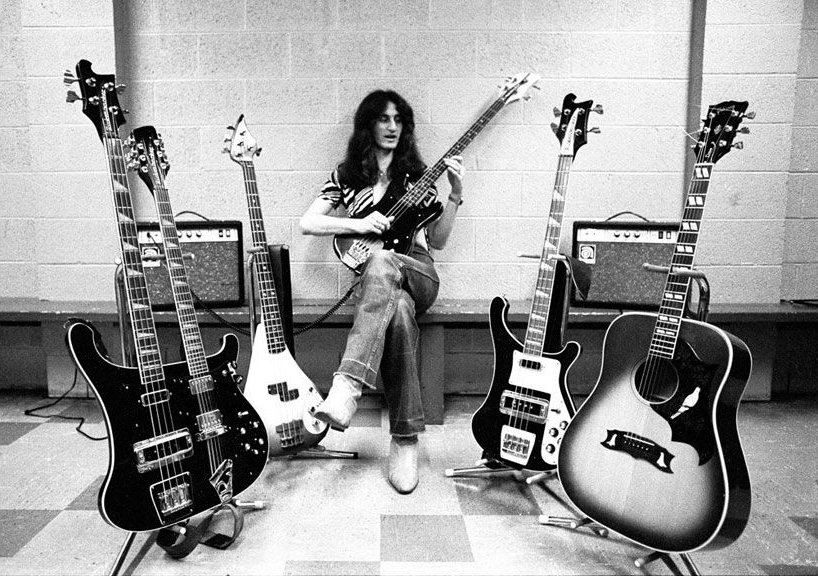 "Rush: ""YYZ"" – Geddy Lee's Isolated Bass (Isolated Bass Week"