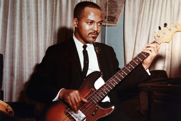 2015 Reader Favorites – #8: James Jamerson