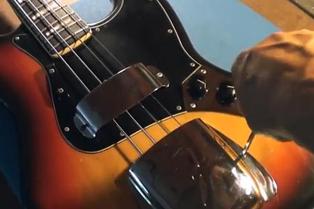 Fender Jazz Bass: The Movie