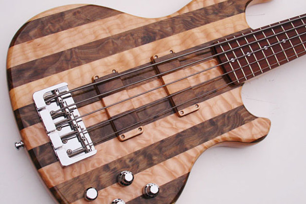 Bass of the Week: Hot Wire Bass Inlaw 521 BO