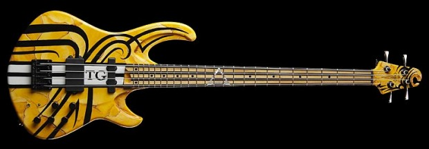 Overture Timothy Gaines Signature TG Stronghold Bass