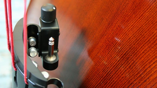 Realist Docking Station for Double Bass