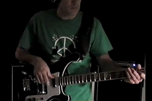 "Tom Pesch and his Ric: Rush ""Hemispheres"" Play-Along"