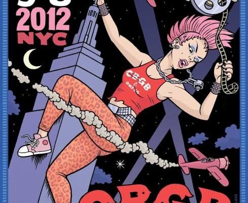 Krist Novoselic to Present Keynote At First CBGB Festival