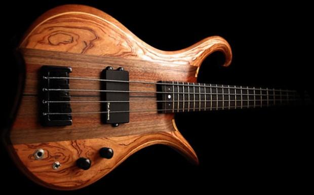 Eve Guitars Elite Line Fretted 4 Bass