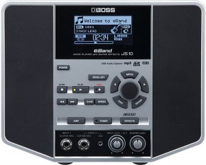 BOSS eBand JS-10 Audio Player with Effects
