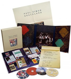 Paul Simon: Graceland 25th Anniversary Edition