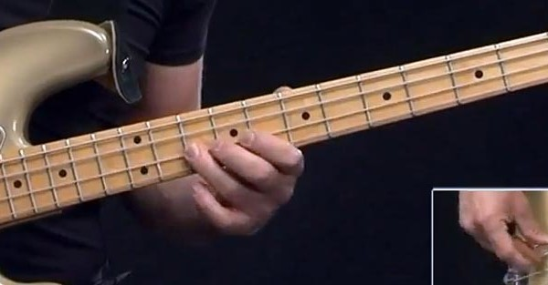 "Lick Library Releases ""Learn To Play Rock Basslines"" DVD"