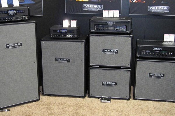 First Look: Mesa Boogie Prodigy and Strategy All-Tube Bass Amps