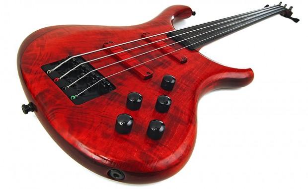 Blasius Bali Fretless 4-String Bass