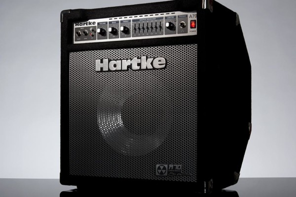 Hartke Introduces Limited Edition David Ellefson Signature Combo A70 Bass Amp