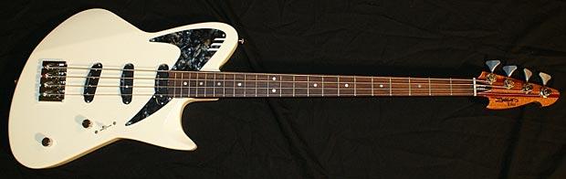 J. Backlund Design JBD-800B Bass - full view