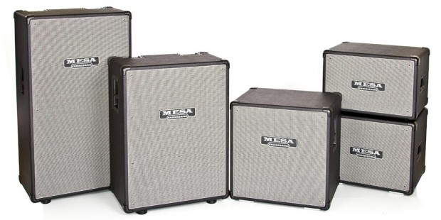 Mesa Boogie Traditional Powerhouse Bass Cabinets