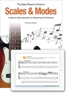 The Bass Player's Guide to Scales & Modes with iPad