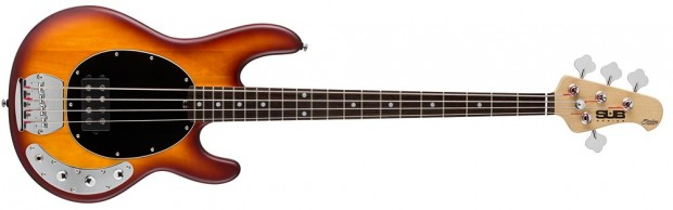 Sterling By Music Man S.U.B. Ray4 Bass