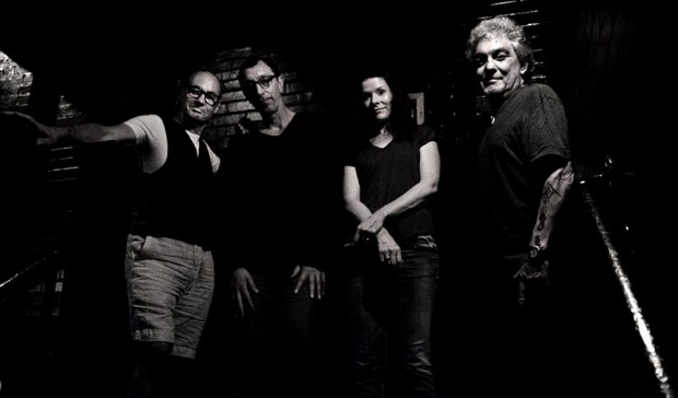 The Gaddabouts: Andy Fairweather Low, Pino Palladino, Edie Brickell and Steve Gadd