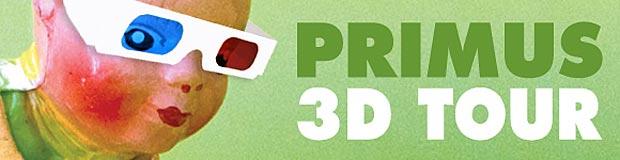Primus 3-D Tour 2012