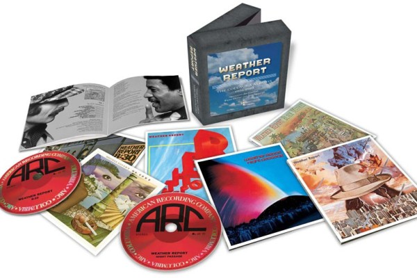 Columbia Releases Weather Report: The Columbia Albums 1976-1982