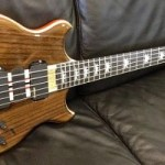 Alembic Unveils Stanley Clarke Signature Deluxe 5-String Bass
