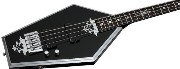 Schecter Guitars Sean Yseult Signature Casket Bass Body