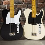 Squier Introduces Vintage Modified Telecaster Bass and Telecaster Bass Special