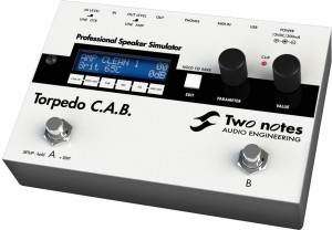 Two Notes Audio Engineering Torpedo C.A.B.
