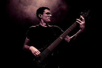 Evan Brewer performing