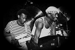 Marcus Miller with Miles Davis