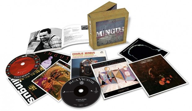 Charles Mingus - the Complete Columbia & RCA Albums Collection