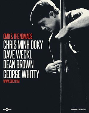 Chris Minh Doky and The Nomads Announce Worldwide Fall Tour