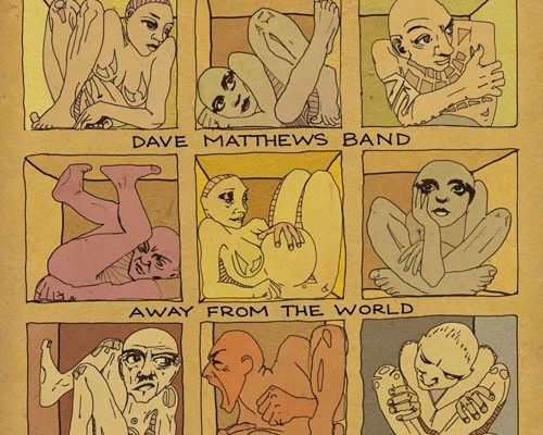 """Dave Matthews Band Releases """"Away from the World"""""""