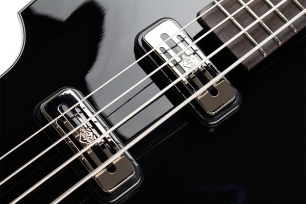 Höfner Unveils Limited Edition Black Violin Bass