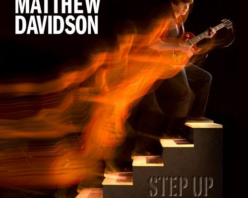 "Matthew Davidson Releases ""Step Up"" EP, Featuring Joe Osborn"