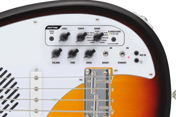 Vox Introduces Apache Series Bass Guitars