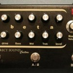 Correct Sound Custom Introduces BETA Bass Preamp Pedal