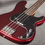Fender Unveils Nate Mendel Signature P-Bass
