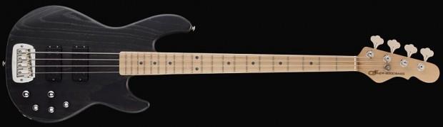 G&L Black Ice M-2000 Bass