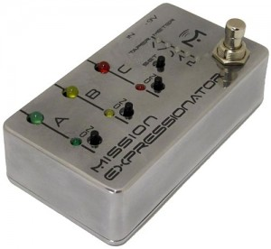 Mission Engineering Expressionator Pedal