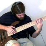 "Simon Fitzpatrick: ""Karma Police"" for Solo Bass"
