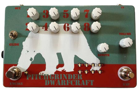 Dwarfcraft Introduces The PitchGrinder